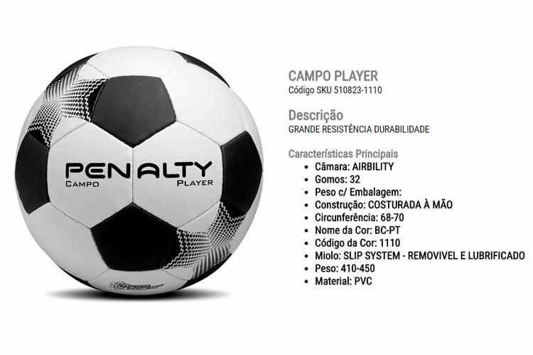 Bolas de Futebol de Campo   Renovação Esporte 4c48d9e24a260