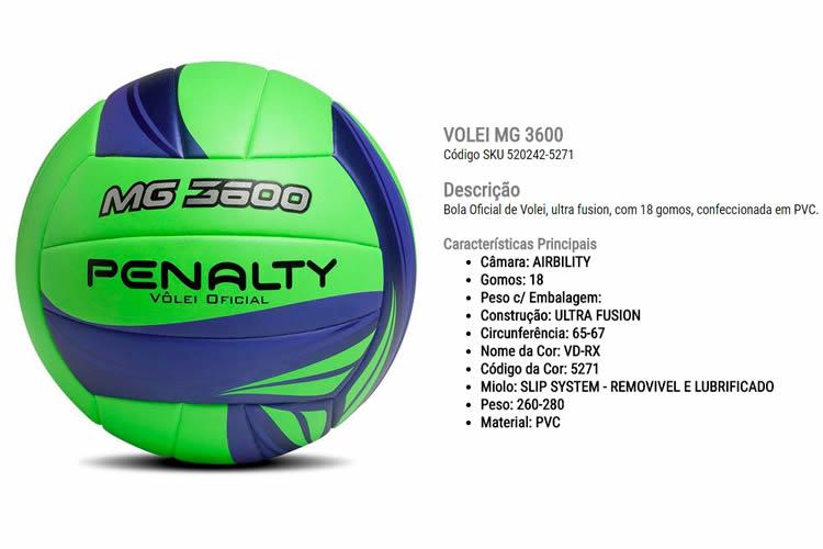Bolas de Voley – Renovação Esporte a3ef2a28933be