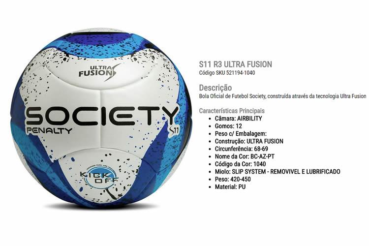 8b908cb1e5 Bolas de Futebol Society – Renovação Esporte