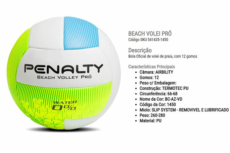 Bolas de Beach Sports – Renovação Esporte fbb8db27d808c